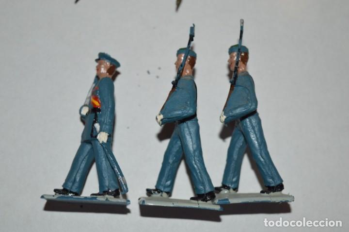 Figuras de Goma y PVC: SOLDADOS VARIADOS - Antiguo/vintage - 17 Soldados desfilando - REAMSA y GOMARSA - ¡Mira fotos! - Foto 9 - 220868550