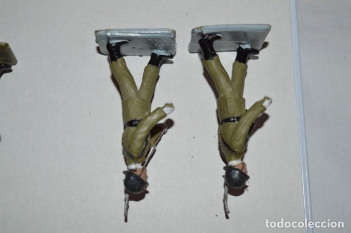Figuras de Goma y PVC: SOLDADOS VARIADOS - Antiguo/vintage - 17 Soldados desfilando - REAMSA y GOMARSA - ¡Mira fotos! - Foto 30 - 220868550