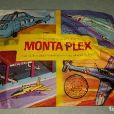 Figuras de Goma y PVC: SOBRE MONTAPLEX Nº 423 AVIONES - SOBRE CERRADO. Lote 220971216