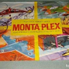 Figuras de Goma y PVC: SOBRE MONTAPLEX Nº 427 AVIONES - SOBRE CERRADO. Lote 220971725