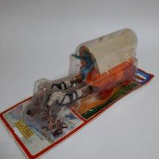 Figuras de Goma y PVC: COMANSI / NOVOLINEA REF. 35 CARRETA. Lote 221078556