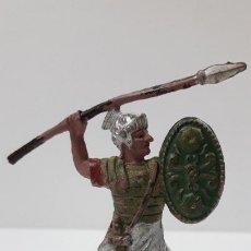 Figuras de Goma y PVC: LEGIONARIO ROMANO . FIGURA REAMSA Nº 159 . SERIE LEGIONES ROMANAS . ORIGINAL AÑOS 50 EN GOMA. Lote 221106226