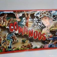 Figuras de Goma y PVC: CAJA COMANDOS .- SOTORRES / TORRES MALTA. Lote 221145655