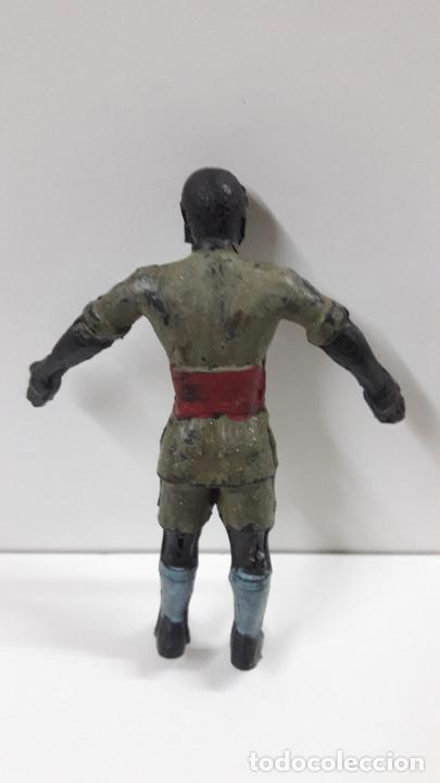 Figuras de Goma y PVC: ASKARI . REALIZADO POR ARCLA . AÑOS 50 . EN GOMA - INTERIOR ALAMBRE - Foto 4 - 221153277