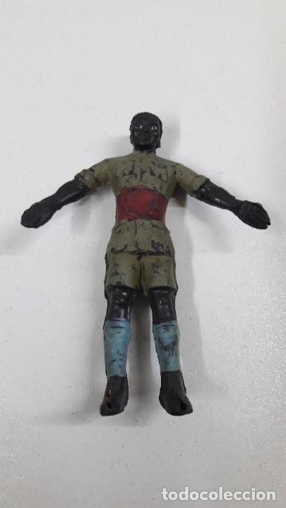 Figuras de Goma y PVC: ASKARI . REALIZADO POR ARCLA . AÑOS 50 . EN GOMA - INTERIOR ALAMBRE - Foto 5 - 221153277