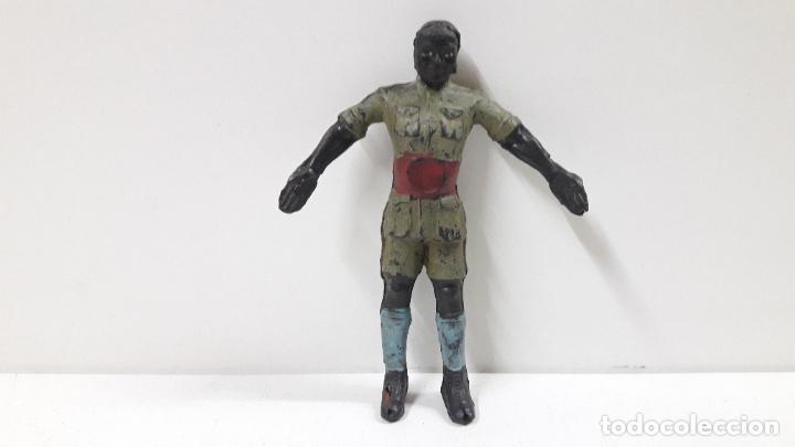 Figuras de Goma y PVC: ASKARI . REALIZADO POR ARCLA . AÑOS 50 . EN GOMA - INTERIOR ALAMBRE - Foto 11 - 221153277