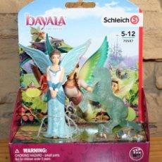 Figuras de Goma y PVC: BAYALA - SCHLEICH - EYELA - 70587 - NUEVO Y EN SU CAJA ORIGINAL. Lote 221271713