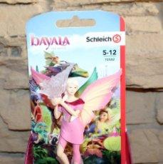 Figuras de Goma y PVC: BAYALA - SCHLEICH - FEYA - 70582 - NUEVO Y EN SU CAJA ORIGINAL. Lote 221271805