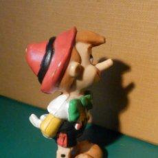 Figuras de Goma y PVC: FIGURA GOMA, PVC - PERSONAJE DIBUJOS ANIMADOS - PINOCHO - WALT DYSNEY - COMICS SPAIN. Lote 221290770