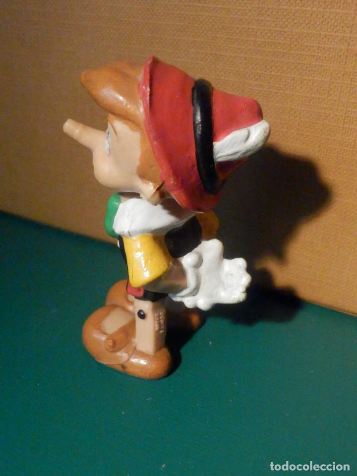 Figuras de Goma y PVC: FIGURA Goma, PVC - PERSONAJE DIBUJOS ANIMADOS - Pinocho - Walt Dysney - Comics Spain - Foto 3 - 221290770