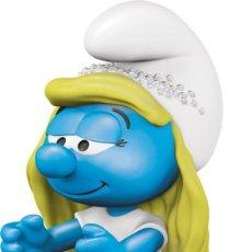 Figuras de Goma y PVC: SCHLEICH 20779 - PITUFINA DE NOVIA. Lote 221304451