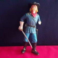 Figuras de Goma y PVC: COMANSI FIGURA GENERAL CUSTER THE WILD WEST .LE FALTA EL BRAZO. Lote 221386877