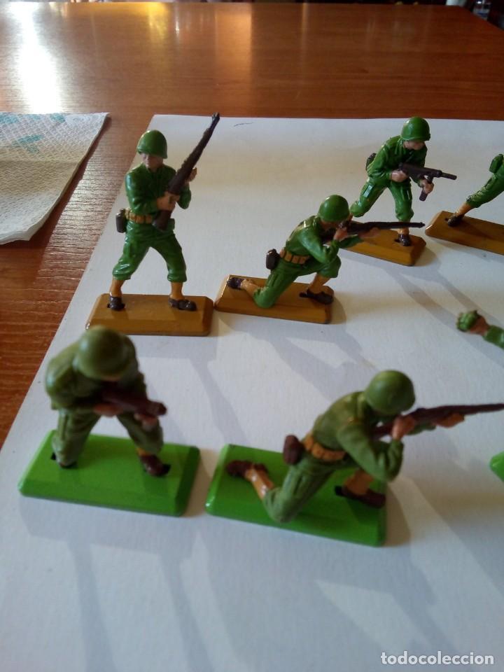 Figuras de Goma y PVC: BRITAINS / BRITAINS DEETAIL / BRITAINS AMERICANOS / U.S BRITAINS - Foto 3 - 221437391