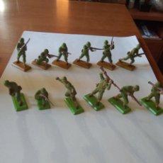Figuras de Goma y PVC: BRITAINS / BRITAINS DEETAIL / BRITAINS AMERICANOS / U.S BRITAINS. Lote 221437391