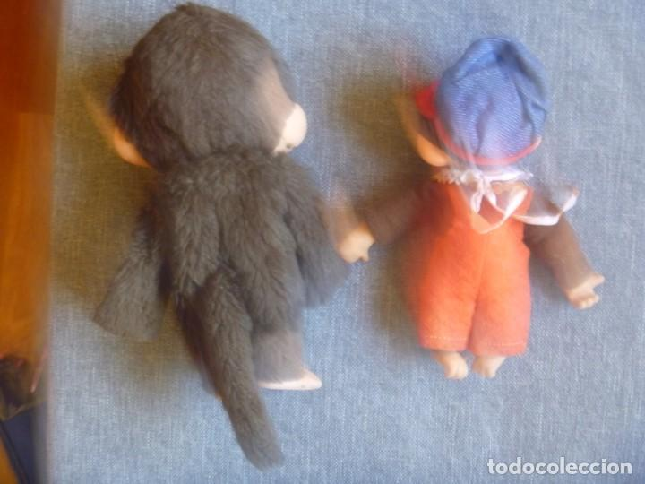 Figuras de Goma y PVC: MUÑECA GOMA DURA 1972 SELLADA JAPAN MAS SEKIGUCHI ANTIGUAS REGALO - Foto 11 - 221464252