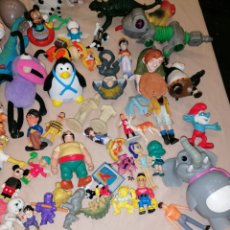Figuras de Goma y PVC: LOTE 69 MUÑECOS ANIMALES I INFANTIL. Lote 221489142