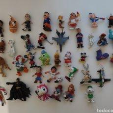 Figuras de Goma y PVC: LOTE DE 38 FIGURAS PVC COMICS SPAIN, BULLY, STARTOYS. Lote 221492902