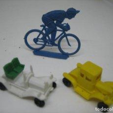 Figuras de Goma y PVC: MONTAPLEX. Lote 221503341
