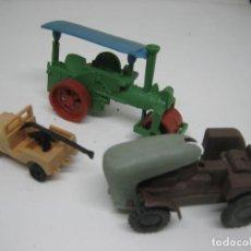 Figuras de Goma y PVC: MONTAPLEX. Lote 221503511