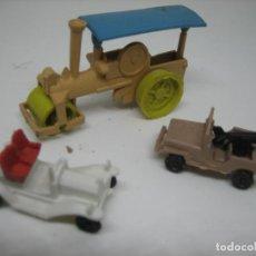 Figuras de Goma y PVC: MONTAPLEX. Lote 221503551