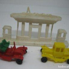 Figuras de Goma y PVC: MONTAPLEX. Lote 221503571