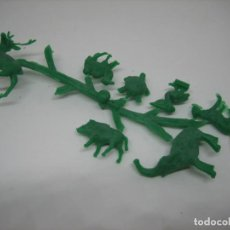 Figuras de Goma y PVC: MONTAPLEX. Lote 221503626