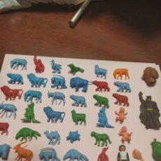 Figuras de Goma y PVC: LOTE DUNKI ANIMALES AÑOS 70,80. Lote 221514587