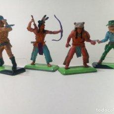 Figuras de Goma y PVC: LOTE 004 BRITAINS DEETAIL 1971. Lote 221558758