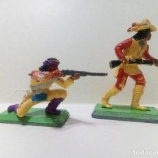 Figuras de Goma y PVC: LOTE BRITAINS DEETAIL 1971. Lote 221559001