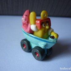Figuras Kinder: FIGURA KINDER - BOB ESPONJA. Lote 221582595