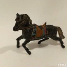 Figuras de Goma y PVC: CABALLO GOMA TEIXIDO. Lote 221609568