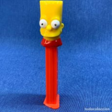 Dispensador Pez: DISPENSADOR PEZ BART SIMPSON. Lote 221611030
