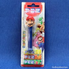 Dispensador Pez: DISPENSADOR PEZ MARIO BROS. Lote 221612601