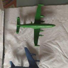 Figuras de Goma y PVC: AVIONES PVC KIOSKO COMANSI SOBRE 10 CM. Lote 221660548