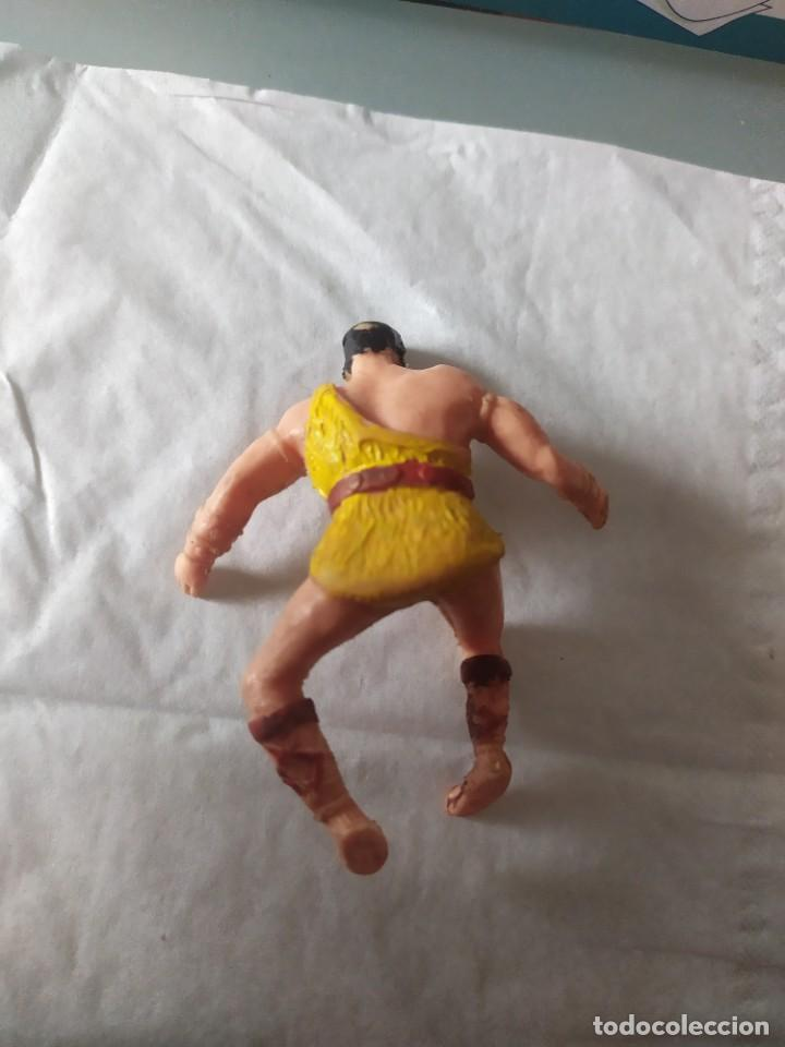 Figuras de Goma y PVC: Figura taurus estereoplast serie el jabato plástico soplado - Foto 3 - 221664475