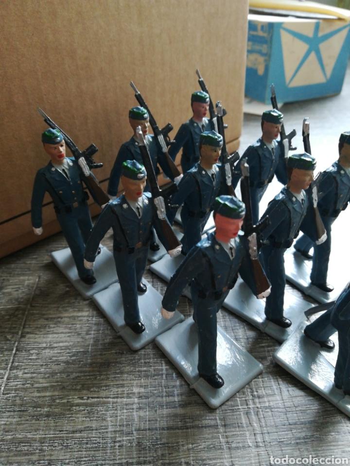 Figuras de Goma y PVC: Ejército de aviación español REAMSA pvc - Foto 5 - 221665412