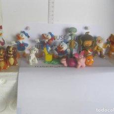 Figuras de Goma y PVC: LOTE 14 FIGURAS VARIADAS PVC BULLY LAS DE LAS FOTOS VER FOTOS ADICIONALES DEL LOTE. Lote 221682353