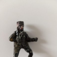 Figuras de Goma y PVC: GUARDIA MORA DE FRANCO PECH GOMA. Lote 221731652