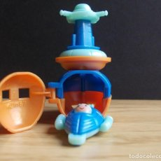 Figuras Kinder: FIGURA COLECCIÓN HUEVO KINDER K01 Nº 87 NAVE ESPACIAL. Lote 221752145