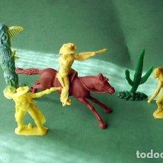 Figuras de Goma y PVC: FIGURAS Y SOLDADITOS DE 6 CTMS - 12731. Lote 221761438