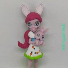 Figuras de Goma y PVC: FIGURA ENCHANTIMALS BREE BUNNY COMANSI MATTEL. Lote 221793396