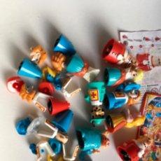 Figuras Kinder: KINDER MOSQUETEROS. Lote 221811278