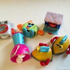 Figuras Kinder: KINDER PEQUEÑOS ELECTRODOMÉSTICOS. Lote 221814132