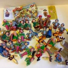 Figuras Kinder: KINDER CASTILLO. Lote 221815800