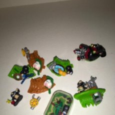 Figuras Kinder: KINDER TOPOS. Lote 221831733