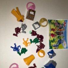 Figuras Kinder: KINDER. Lote 221832282