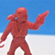 Figuras de Goma y PVC: ANTIGUA FIGURA EN PLASTICO DE GOMARSA. SERIE PIRATAS Y CORSARIOS. 60 MM.. Lote 221836910