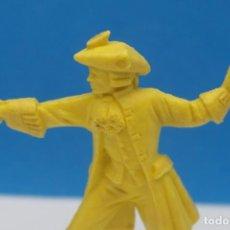 Figuras de Goma y PVC: ANTIGUA FIGURA EN PLASTICO DE GOMARSA. SERIE PIRATAS Y CORSARIOS. 60 MM.. Lote 221837050