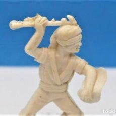 Figuras de Goma y PVC: ANTIGUA FIGURA EN PLASTICO DE GOMARSA. SERIE PIRATAS Y CORSARIOS. 60 MM.. Lote 221837176