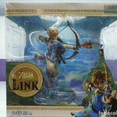 Figuras de Goma y PVC: FIGURA LINK THE LEGEND OF ZELDA BREATH OF THE WILD. Lote 221893785